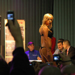 Warsaw International Motor Show 2005 w kilku migawkach: