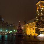 Świąteczny Plac Zamkowy