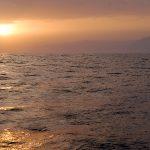 Jedna noc na morzu…
