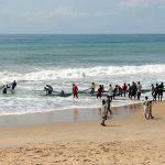 Cape Coast, rzecz o ceremoniale rannego połowu