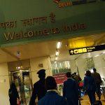 Indie, wstępniak i Delhi