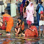 o Gangesie, Świętej Rzece
