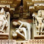 Notka o koronkowych świątyniach i kamasutrze [+18 :)]