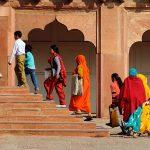 Agra i Fort Czerwony