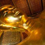 Kapiące złotem zabytki Bangkoku