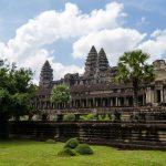 2km kwadratowe Angkor Wat