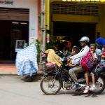 Targ spożywczy w Siem Reap
