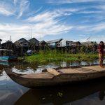 Kampong Phluk czyli Przystań Kłów