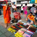 Kulinarny spacer po ulicach Bangkoku