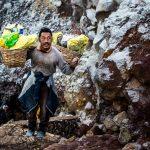 40 lat życia górnika z Ijen