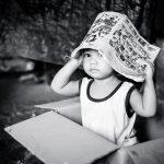 Dziecko w pudle, czyli wizyta u indonezyjskiego wulkanizatora
