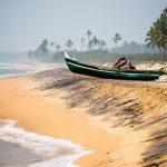 Dzisiaj tylko odrobina plaży