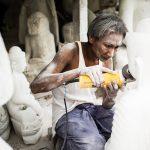 Rzeźbiarze z Mandalay